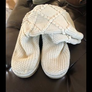 Ugg Boots Cable knit